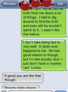 scooby doo psycho stalker mystery lied